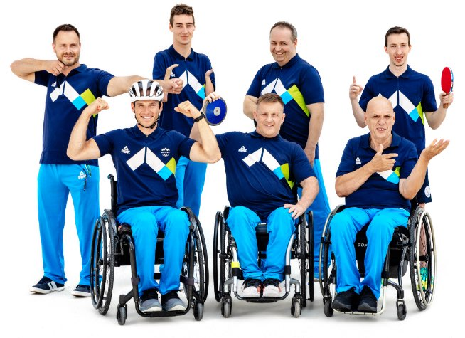 paralimpijska reprezentanca