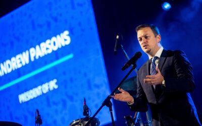 Parsons: Paralimpijske igre bodo uspešne, če bodo spremenile družbeno razmišljanje