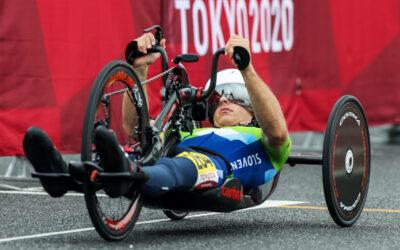 Doplihar na prvem paralimpijskem nastopu do 13. mesta